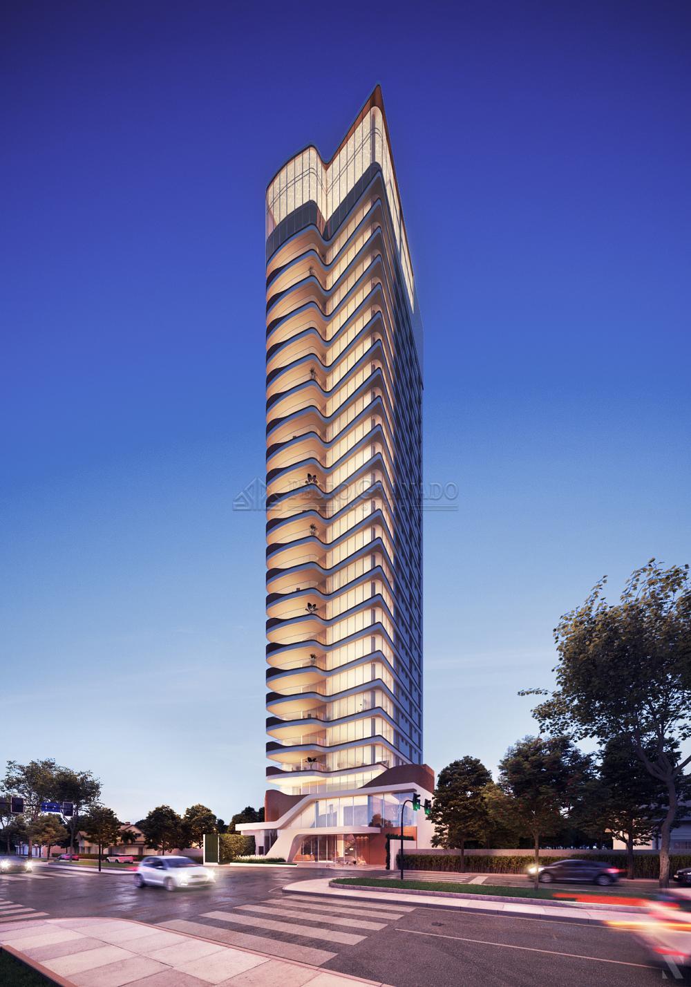 Maringa Zona 01 Apartamento Venda R$1.900.000,00 4 Dormitorios 4 Vagas Area construida 251.80m2