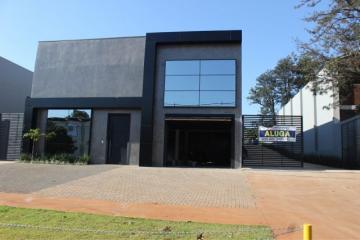 Maringa Parque Industrial Bandeirantes Comercial Locacao R$ 8.500,00 Area construida 747.50m2