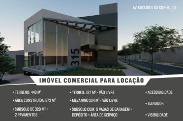 Maringa Zona 04 Comercial Locacao R$ 17.000,00  9 Vagas Area do terreno 443.00m2 Area construida 873.00m2